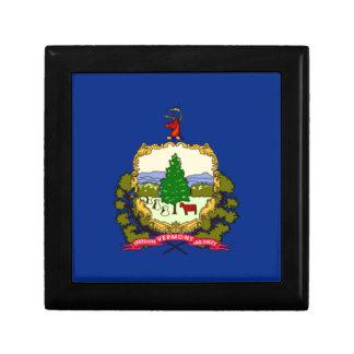 Boîte À Souvenirs Drapeau du Vermont