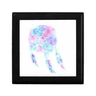 Boîte À Souvenirs Dreamcatcher pour aquarelle
