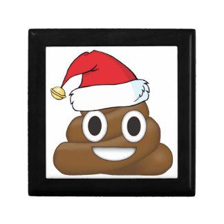 Boîte À Souvenirs Dunette hilare Emoji de Noël