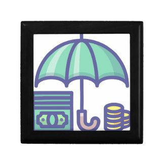 Boîte À Souvenirs Économiser pendant un jour de pluie