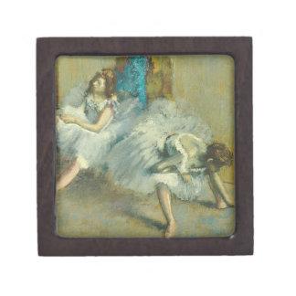 Boîte À Souvenirs Edgar Degas | avant le ballet, 1890-1892