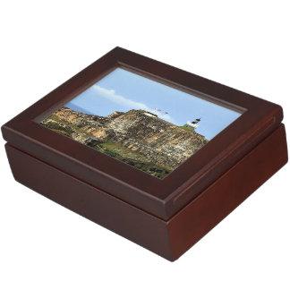 Boîte À Souvenirs EL Morro gardant la baie de San Juan