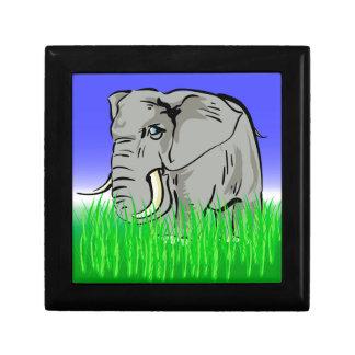 Boîte À Souvenirs Elefant