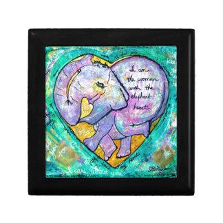 Boîte À Souvenirs Éléphant
