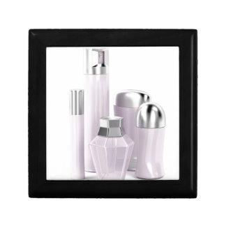 Boîte À Souvenirs Ensemble de produits cosmétiques femelles