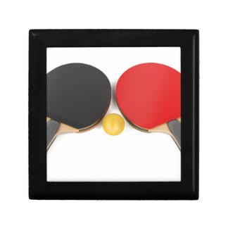 Boîte À Souvenirs Équipement de ping-pong