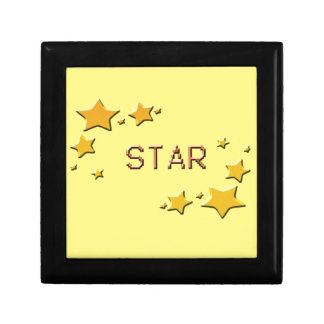 Boîte À Souvenirs étoiles