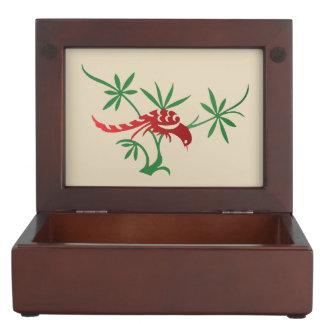 Boîte À Souvenirs faisan