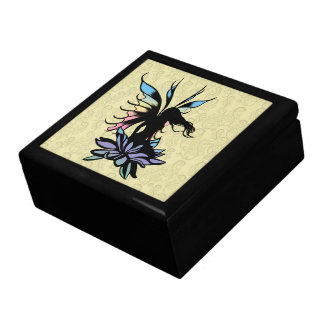 Boîte À Souvenirs Fée d'ombre de Lotus