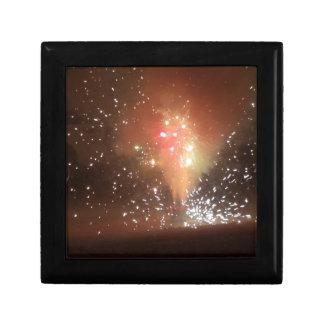 Boîte À Souvenirs feux d'artifice