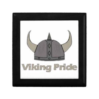 Boîte À Souvenirs Fierté de Viking