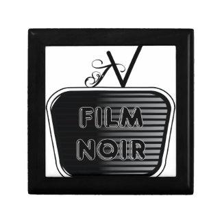 Boîte À Souvenirs Film Noir