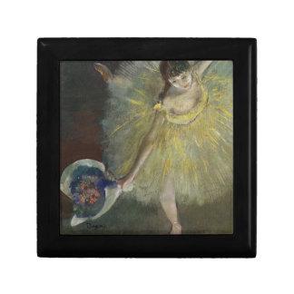 Boîte À Souvenirs Fin d'Edgar Degas | d'un arabesque, 1877