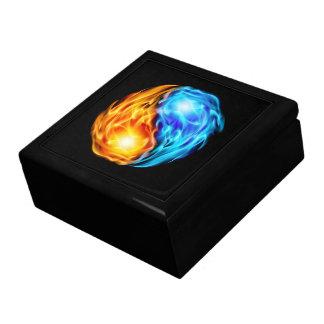 Boîte À Souvenirs Flammes jumelles