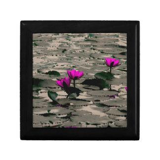 Boîte À Souvenirs Fleur de Lotus