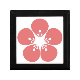 Boîte À Souvenirs Fleur de Sakura