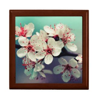 Boîte À Souvenirs Fleurs de cerisier roses, Cherryblossom, Sakura
