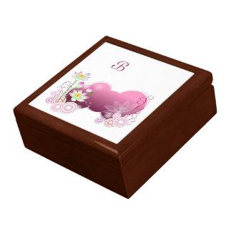Boîte À Souvenirs Fleurs de Lotus