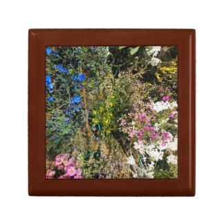 Boîte À Souvenirs Fleurs sauvages australiens