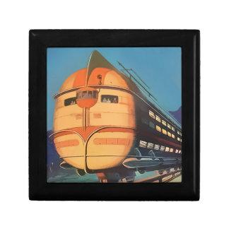 Boîte À Souvenirs Futur train