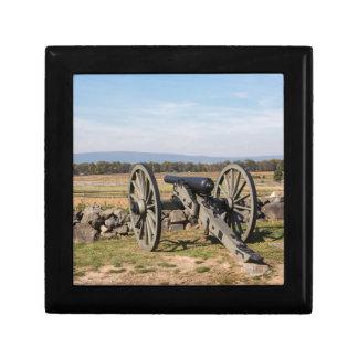 Boîte À Souvenirs Gettysburg : Une vue de la charge de Pickett