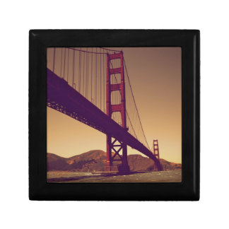 Boîte À Souvenirs Golden gate bridge