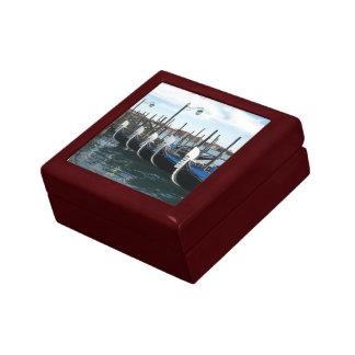 Boîte À Souvenirs Gondoles de canal grand