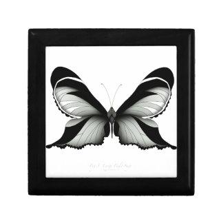 Boîte À Souvenirs Grand papillon de sauge de champ