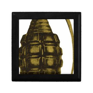 Boîte À Souvenirs Grenade à main