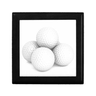 Boîte À Souvenirs Groupe de boules de golf