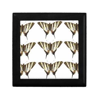 Boîte À Souvenirs Groupe de papillons