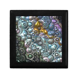 Boîte À Souvenirs Groupes 3D colorés