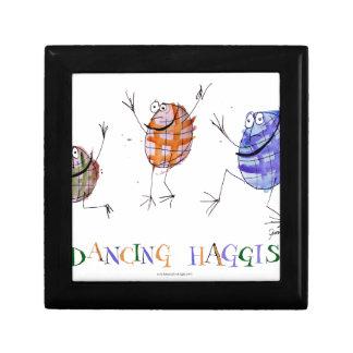 Boîte À Souvenirs haggis de danse