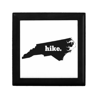 Boîte À Souvenirs Hausse la Caroline du Nord