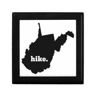 Boîte À Souvenirs Hausse la Virginie Occidentale