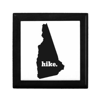 Boîte À Souvenirs Hausse New Hampshire