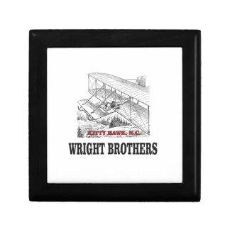 Boîte À Souvenirs histoire de frère de wright