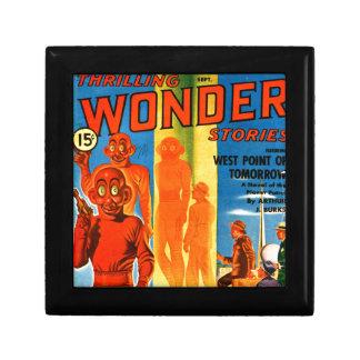 Boîte À Souvenirs Histoires de merveille excitantes -- Futur