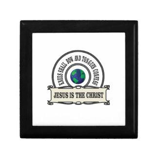 Boîte À Souvenirs Homme de sauveur de Jeus le Christ