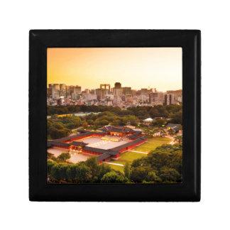 Boîte À Souvenirs Horizon de Séoul Corée du Sud