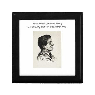 Boîte À Souvenirs Iceberg d'Alban Maria Johannes