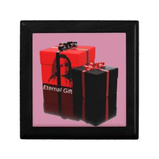 """Boîte À Souvenirs Illusion personnalisée de photo """"de cadeau"""