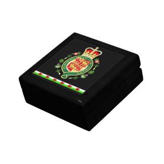 Boîte À Souvenirs Insigne royal du Pays de Galles