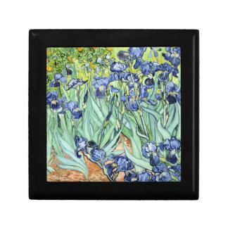 Boîte À Souvenirs Iris par Van Gogh
