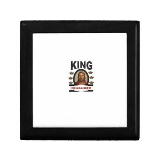 Boîte À Souvenirs jc de gentillesse de roi