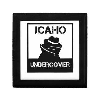 Boîte À Souvenirs JCAHO secret