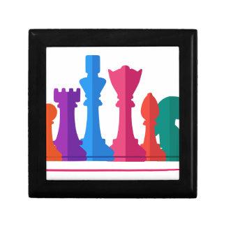 Boîte À Souvenirs Jeu d'échecs