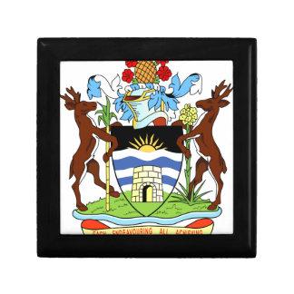 Boîte À Souvenirs Joint de ressortissant de l'Antigua et des Barbade