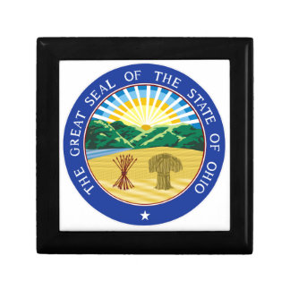 Boîte À Souvenirs Joint d'état de l'Ohio