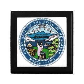 Boîte À Souvenirs Joint d'état du Nébraska